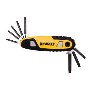Locking Hex Key Set - Star DWHT70264