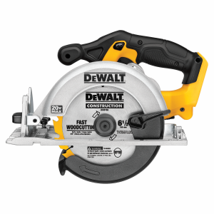 "20V MAX*  6-1/2"" Circular Saw (Tool Only) DCS391B"