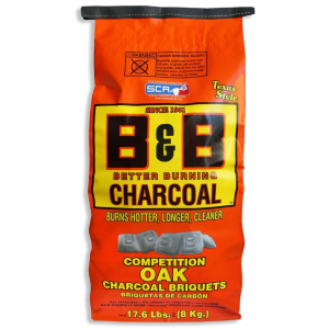 Natural Oak Charcoal Briquets