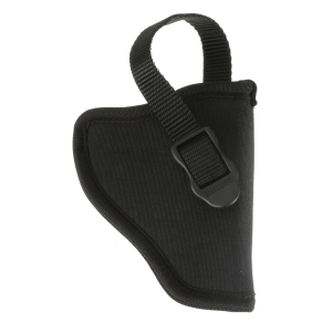 "Nylon Hip Holster for 2"" Barrel Small & Med Double-Action Revolvers - Right Hand"