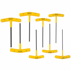 "Hex T-Handles - 6"" Length"