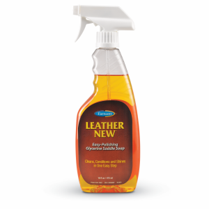 Leather New Liquid Saddle Soap
