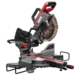 "10"" Dual Bevel Sliding Miter Saw"