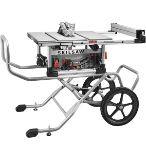 "10"" Heavy Duty Worm Drive Table Saw"