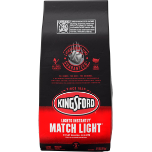 Match Light Charcoal Briquets