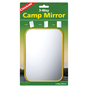 3-Way Camp Mirror