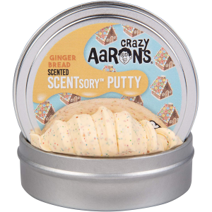 Gingersnap Holiday Scented Putty