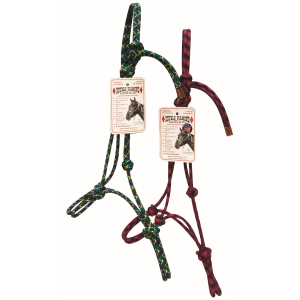 Adult Horse Halter - Assorted Colors