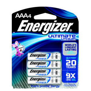 AAA Ultimate Lithium - 4-Pack