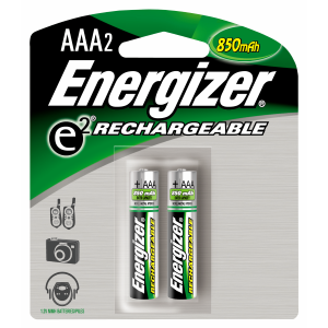 Recharge AAA - 2-Pack