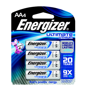 AA Ultimate Lithium - 4-Pack