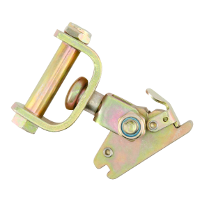 3,300 lb E-Track Roller Idler Fitting Assembly