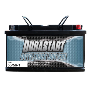 55/56-1 - Auto/Truck/SUV 12 Volt Battery