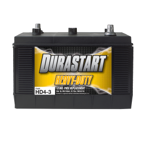 HD4-3 - Heavy Duty/Commercial 6 Volt Battery