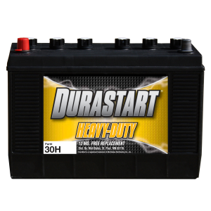 30H - Heavy Duty/Commercial 12 Volt Battery