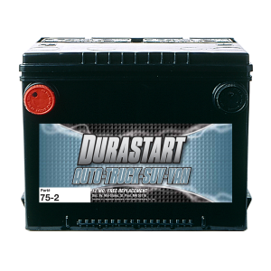 75-2 - Auto/Truck/SUV 12 Volt Battery