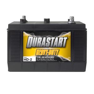 HD-2 - Heavy Duty/Commercial 6 Volt Battery