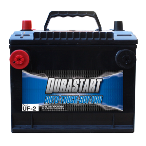 UF-2 - Auto/Truck/SUV 12 Volt Dual Terminal Battery