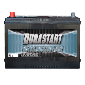 27-3 - Auto/Truck/SUV 12 Volt Battery