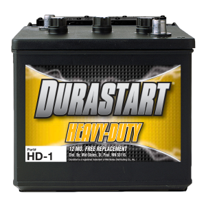 HD-1 - Heavy Duty/Commercial 6 Volt Battery