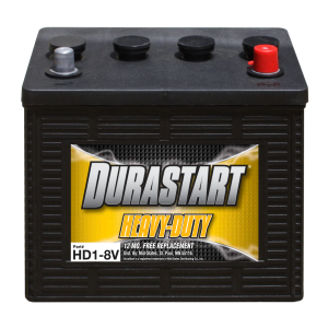 HD1-8V - Heavy Duty/Commercial 8 Volt Battery