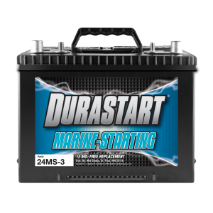 24MS-3 - Marine Starting - 12 Volt Battery