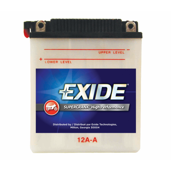 Exide Supercrank - 12A-A Powersport 12 Volt Battery