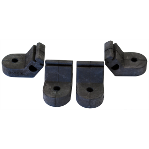 Mounting Feet for 1.0 / 2.1 High Flo Pump - 4 pk