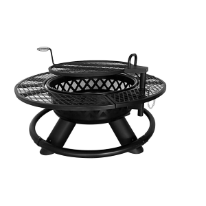 Lattice Fire Pit