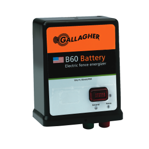 Battery Fence Energizer B60