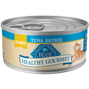 Healthy Gourmet Flaked Tuna Entree Canned Cat Food