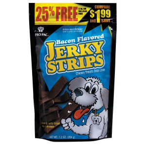 Jerky Strips Dog Treats