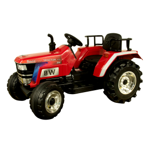 12V Big Wheel Tractor - Assorted