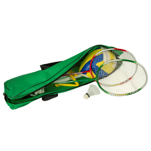 Volleyball Badminton Combo Set