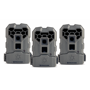QS12 Game Camera 3-Pack