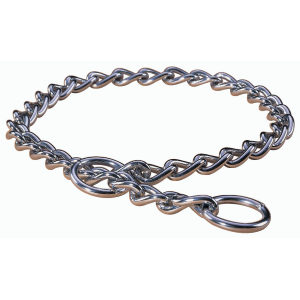 Extra Heavy Chain Dog Collar