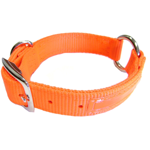 Safe-Rite Double Thick Dog Collar with Safety Tape