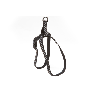 Reflective Figure Eight Pet Harness with Hash Marks