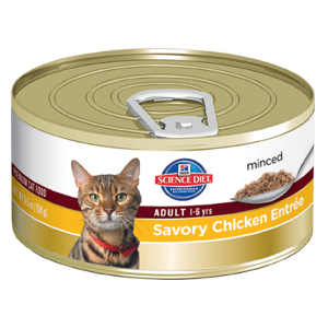 Adult Cat Chicken Entree