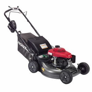 "21"" 3-in-1 Self-Propelled Electric Start Push Mower - HRR216VLA"