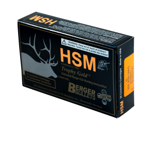 .300 Win Mag 210 Grain Berger Hunting VLD Ammo