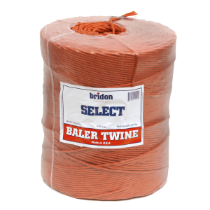 4,000' 440# Knot Plastic Baler Twine for  3' x 3'; 3' x 4', and 4' x 4' Balers