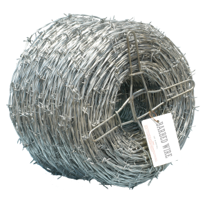 12.5 Gauge Premium Barb Wire