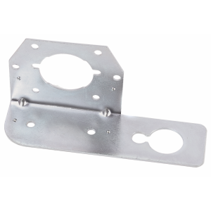 Round Style Connector Mounting Bracket