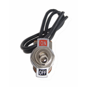 12V DC 10 Amp Toggle Switch with Leads