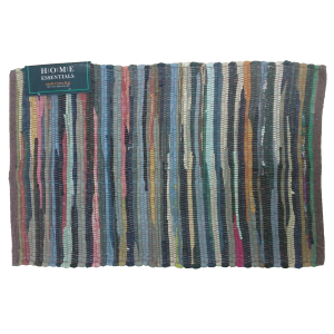Multi-Color Rag Rug - Assorted Colors