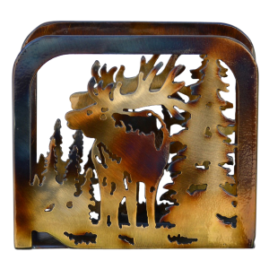 Elk Racing Forward Napkin Holder