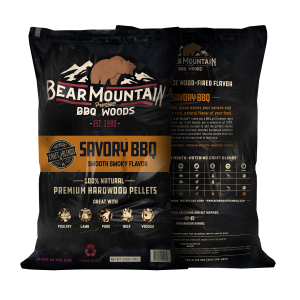 Savory BBQ Wood Pellets