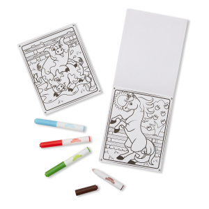 Magicolor Farm Animals Coloring Pad
