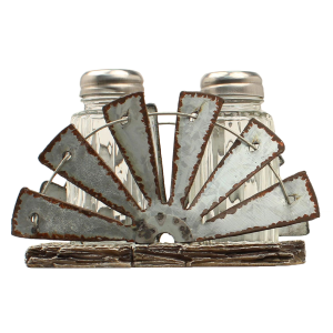 Windmill Salt & Pepper Shaker Set